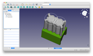 FreeCADで3D CADデータの作成 〜設計方法の基本〜