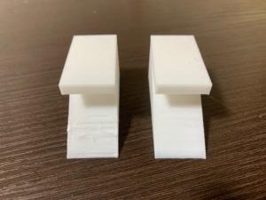 3Dプリンタ Ender-3の性能 〜サポート〜