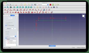 FreeCADのスケッチのフォントサイズ変更方法 〜見やすい設計図を目指して〜
