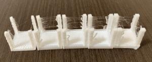 3Dプリンタ Ender-3×フィラメントの性能 〜印刷温度 TIANSE フレキシブルフィラメント編〜