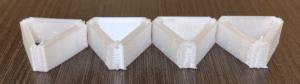 3Dプリンタ Ender-3×フィラメントの性能 〜ビルドプレート温度 TIANSE フレキシブルフィラメント編〜