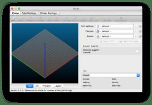 3Dプリンタ用 無料スライスソフト Slic3rのダウンロード&インストール