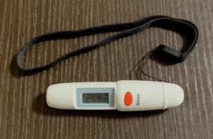 赤外線温度計 OHM TN006を購入したので開封の儀 〜3Dプリンタのビルドプレートの温度分布を見てみたい〜
