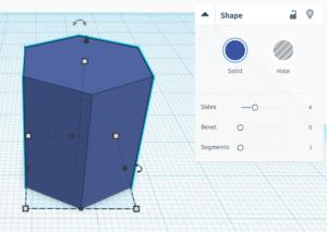 初心者が直感的にデザインできる無料3D CAD Tinkercad 〜その5:Tinkercad – Basic Shapeの解説②〜