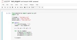 ダブルクリックで実行できるPythonプログラムの作成方法 その3:ダブルクリックで実行できる形式に変更