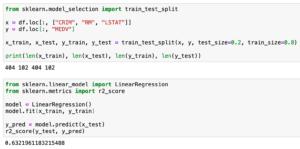 Python機械学習ライブラリScikit-learn その8:ボストンの住宅価格を線形回帰(Linear Regression)モ...